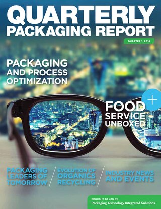 2016 Quarterly Packaging Report Q1