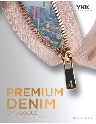 YKK Premium Denim catalog