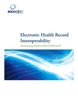 EHR Interoperability Brochure Direct Connect