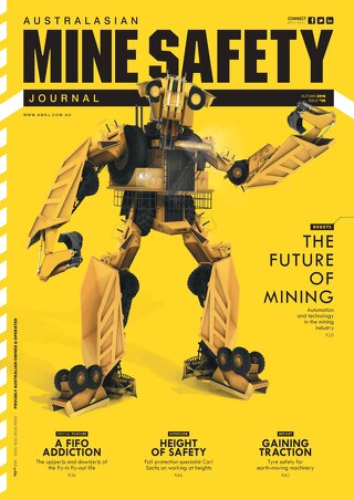 Australasian Mine Safety Journal Issue 28 Autumn 2016