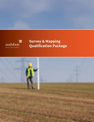 Survey and Mapping Qualification Package