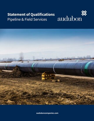 Pipeline Oil & Gas Qualifications Pipeline Engineering & Field Services