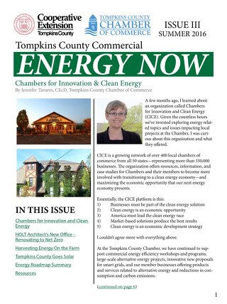 Commercial Energy Now III