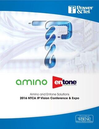 Amino Entone IP Vison 2016
