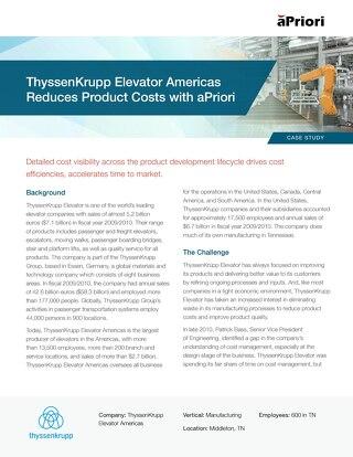 aPriori-ThyssenKrupp-Case-Study-2018