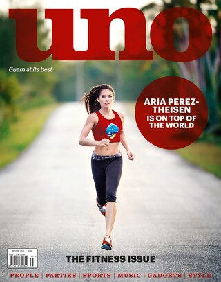 UNO Issue 35 - The Fitness Issue