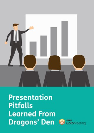 Presentation Pitfalls Learned From Dragons' Den