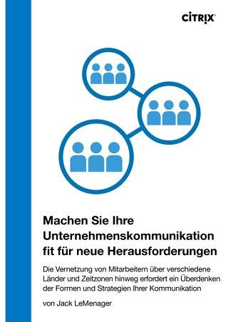 Machen Sie Ihre Unternehmens- kommunikation fit für neue Herausforderungen