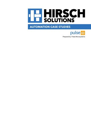 Pulse Automation Case Study