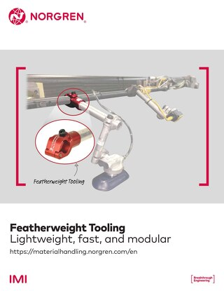 Featherweight Tooling