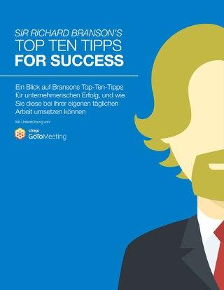 Sir Richard Bransons Top-Ten Tipps fuer den Erfolg