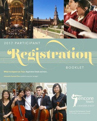 2017 Registration Booklet