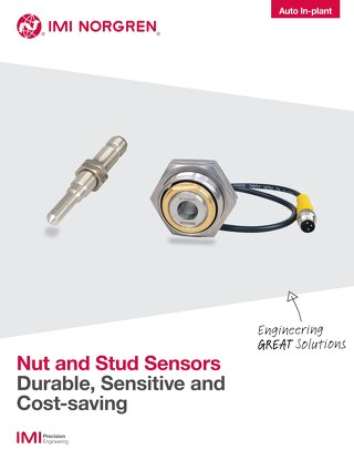 15585SP - Nut & Stud Sensors catalog