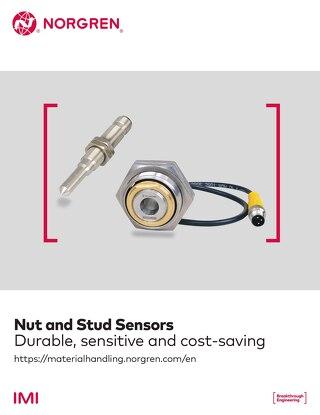 Nut & Stud Sensors Catalog