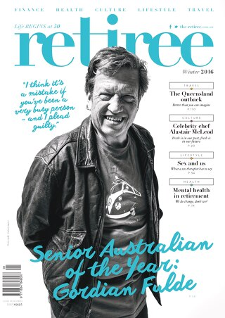The Retiree Magazine Winter 2016