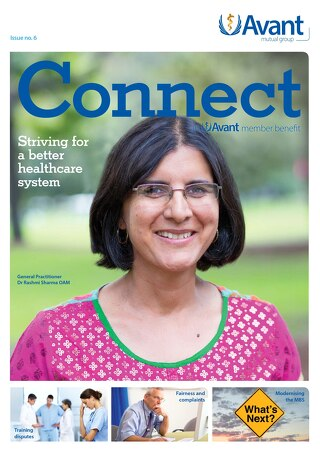 Issue 6 - Striving for a better healthcare system