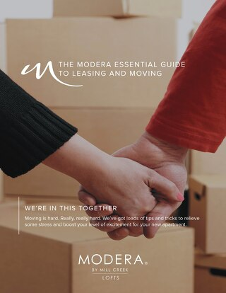 Modera Lofts' Guide to an Easy Move