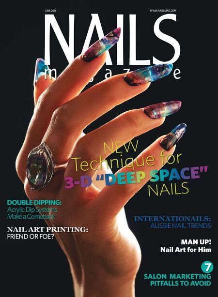 Nails Magazine Jun 2016