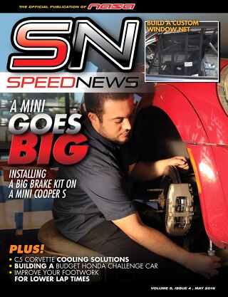 SPEED NEWS May 2016