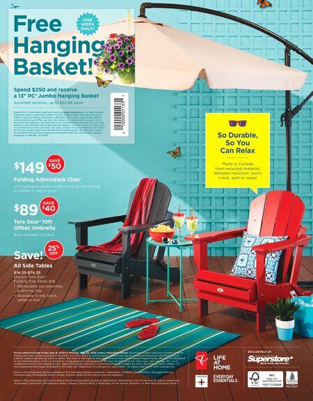 2016 superstore homeshop superstore outdoor living book