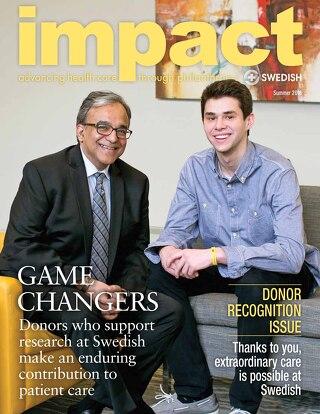 IMPACT Magazine - Summer 2016