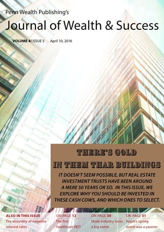 2016.04.10 Journal of Wealth & Success Vol 4 Issue 5