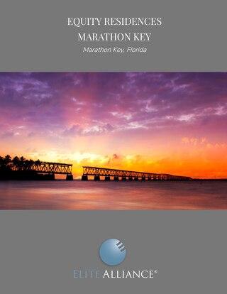 Equity Residences Marathon Key Trip Guide