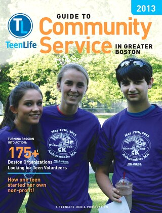2013 Guide to Community Service Programs in the Greater Boston Area