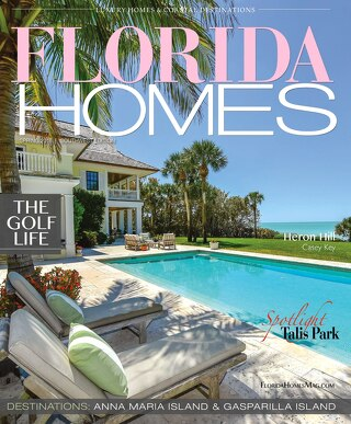 Florida Homes Magazine Spring 2016