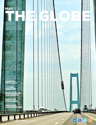 2016 May Globe