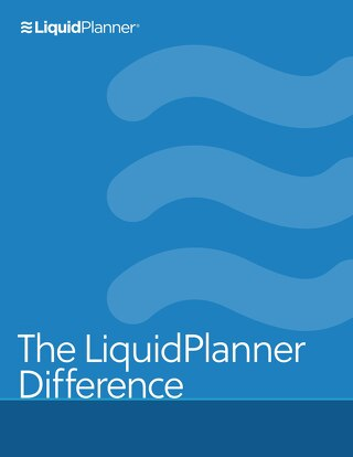 The LiquidPlanner Difference