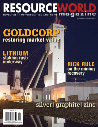 Resource World - June-July 2016 - Vol 14 Iss 4