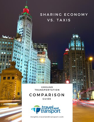 The Sharing Economy vs. Taxis - Ground Transportation Comparison Guide