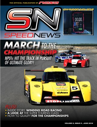 SPEED NEWS June 2016