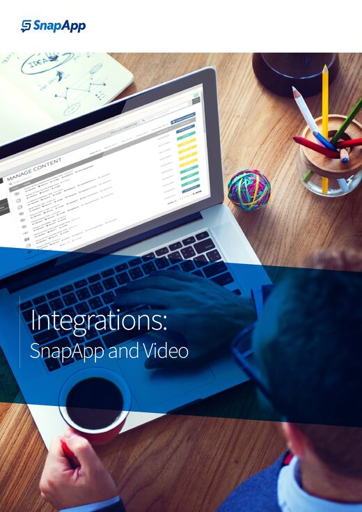 SnapApp and Interactive Video