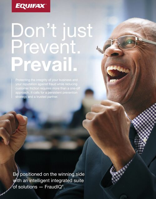 Don't just Prevent. Prevail.