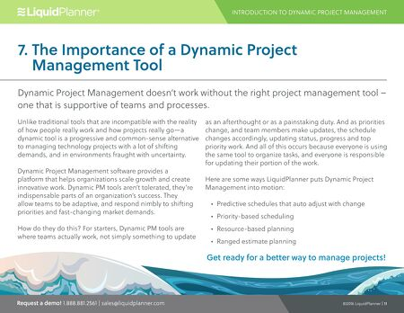 Ebooks an introduction to dynamic project management contents of this issue fandeluxe Choice Image