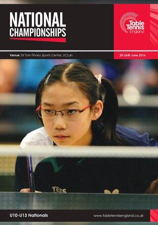 U10-U13 National Championships 2016