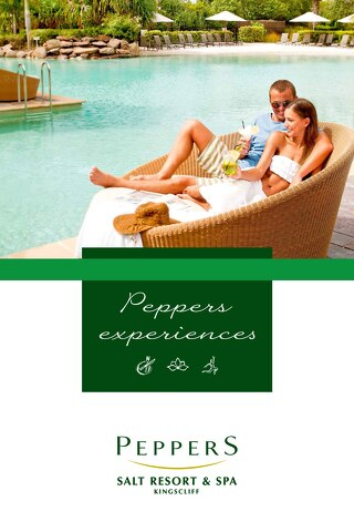 Peppers Salt Experience Brochure