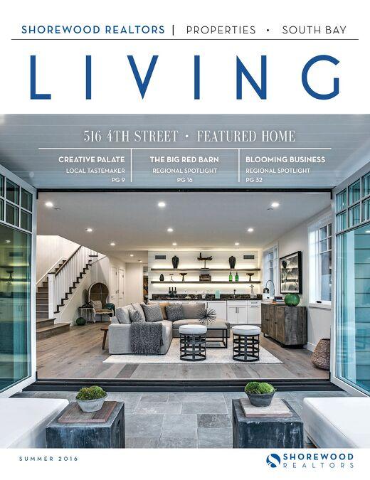 Shorewood Living Magazine Summer 2016