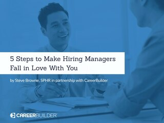 5 Tips to making hiring managers fall in love with you