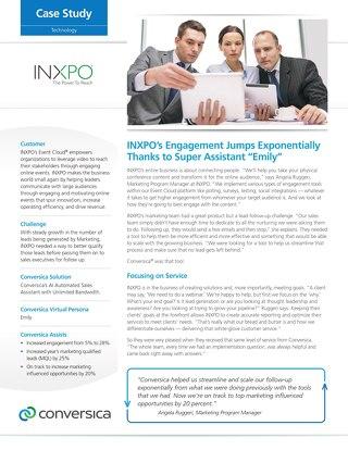 INXPO Case Study