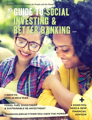 2016 Guide to Social Investing & Better Banking