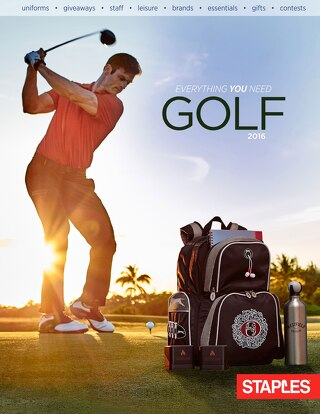 Staples PCNA Golf Sourcebook 2016 US