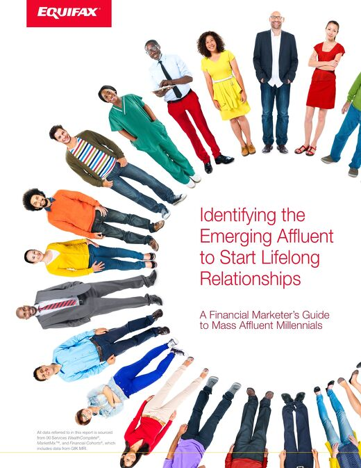 Identifying the Emerging Affluent to Start Lifelong Relationships