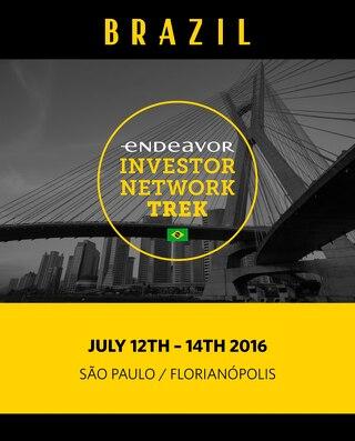 Endeavor Investor Network Trek Brazil