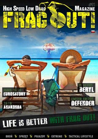 Frag Out! Magazine #11 PL