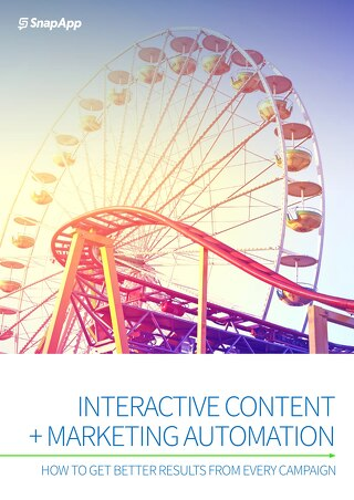 Interactive Content + Marketing Automation: How to Get Better Results From Every Campaign
