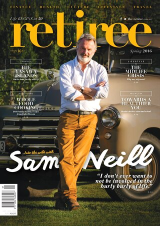The Retiree Magazine Spring 2016