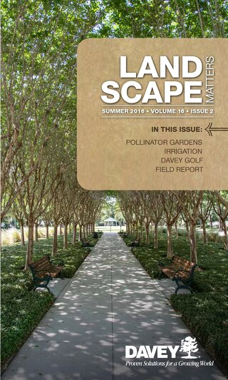 Landscape Matters - Summer 2016 Issue